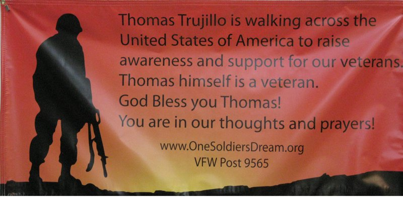 Thomas Trujillo banner design