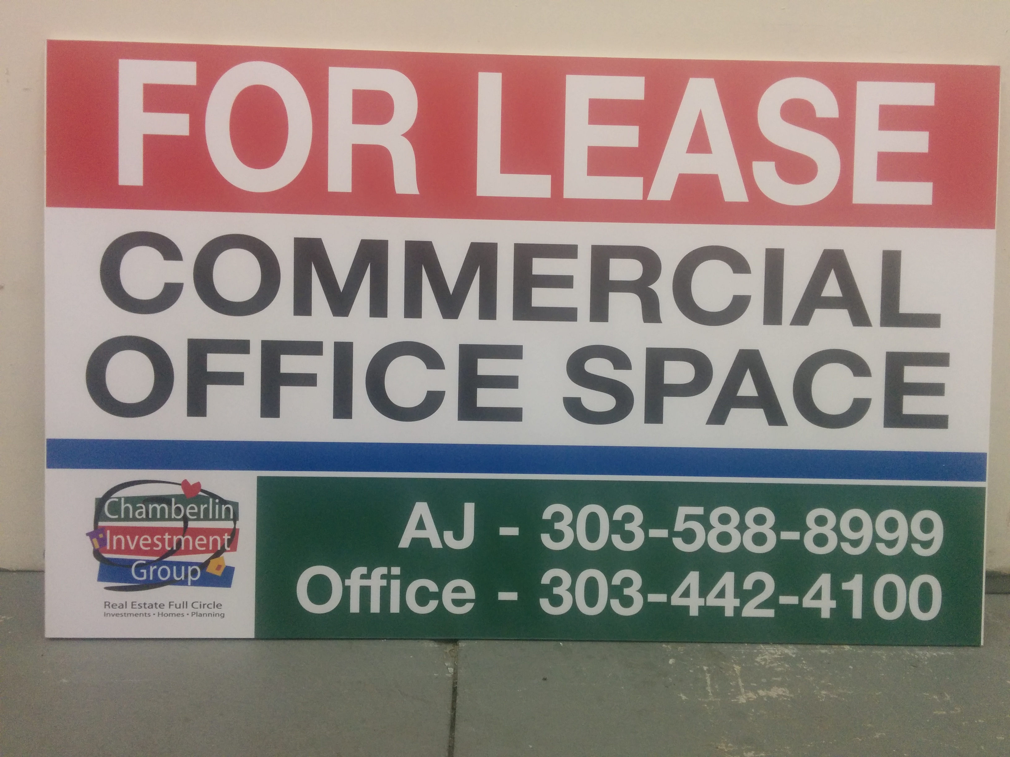Wood Real Estate Signs