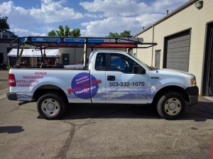 truck graphics in Boulder, vinyl graphics, car wraps