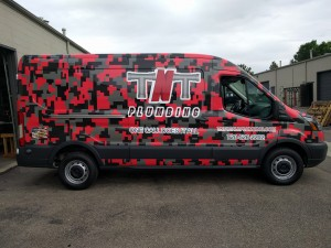 Vehicle Wraps in Boulder, truck wraps, car wraps, vinyl graphics