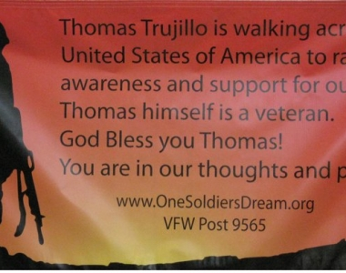 Thomas Trujillo custom banner