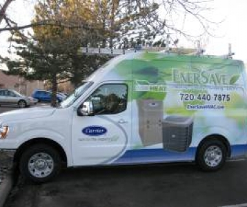 Third Party Vehicle Wrap Installation in Boulder, CO