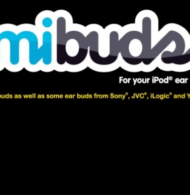 MiBuds display