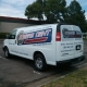 Vehicle Wraps in the Service Industry