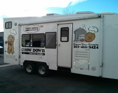Chow Down food truck