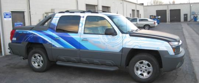 Choosing a company for your vehicle graphics