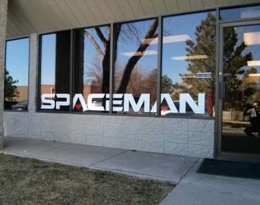 Spaceman USA logo